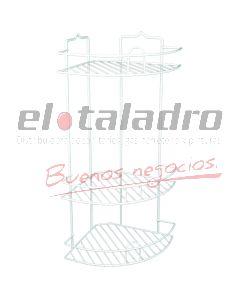 ORGANIZADOR ESQUINERO CHICO 3 ESTANTES