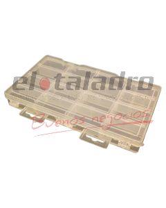 GAVETERO 16 DIVISIONES PVC VIRGEN