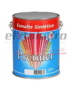 PREMIER ESMALTE SINTETICO GRIS ESPACIAL 4 Lts.