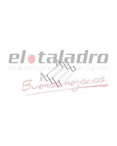 TENDEDERO REFORZADO BLANCO EXTENSIBLE X 0.60mts (7 VARILLAS) FS.