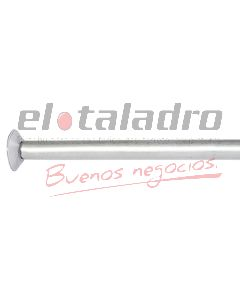 BARRAL CORTINA EXTENSIBLE 1 a 2 Mts PUL
