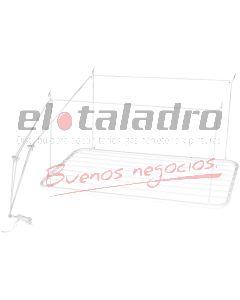 TENDEDERO TECHO GRANDE (125x60cm) C/ACCESORIOS