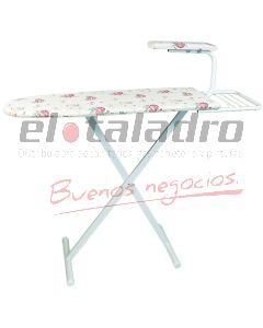TABLA DE PLANCHAR CLASICA C/POSA MANGA Y PLANCHA