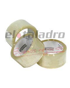 CINTA EMBALAR 48mm x 100mts CRISTAL -TACSA-