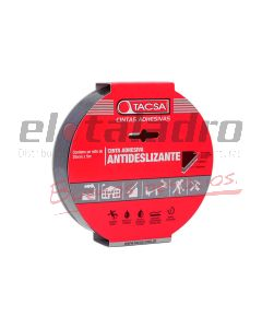 CINTA ANTIDESLIZANTE 25mm x 5mts