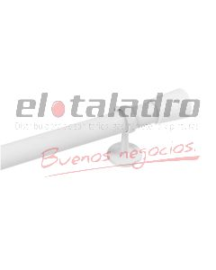 KIT BARRAL COLOR BLANCO 1,40Mts. FILM