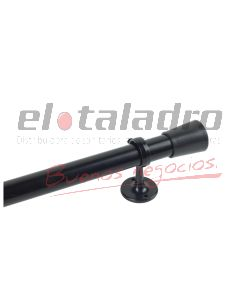 KIT BARRAL COLOR NEGRO 1,40Mts. EPOXI