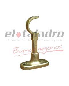 SOPORTE BARRAL DE CORTINA 1/2 ABIERTO-CERRADO CLICK ZAMAC