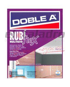 DOBLE A OX/AL RUBI FLEX F 120-150 (50)