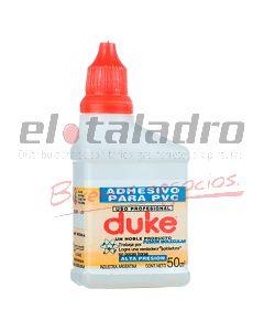 ADHESIVO PVC DUKE 50 CM.
