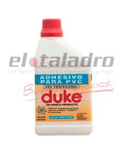 ADHESIVO PVC DUKE 500 CM.
