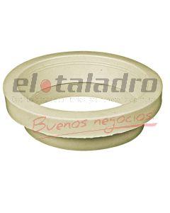 ARO SILICONADO CRISTAL P/BASE INODORO
