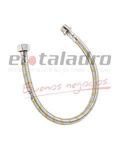 FLEXIBLE GAS ENVASADO -MALLADO-