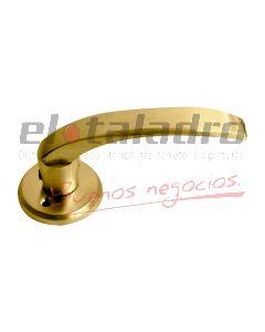 MANIJA MINISTERIO DOBLE PULIDO R/CHAPA 38.P/LGO