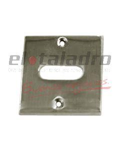 BOCALLAVE BCE/CUA.44mm.PLAT.COMB.