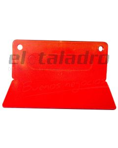 ESPATULA ENDUIR PLASTICA 115mm