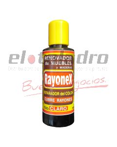 RAYONEX CLARO x 125 cc