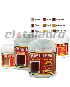 MASILLA P/MADERA ROBLE OSCURO x 300 grs