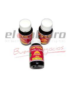 TINTA ROBLE CLARO x 60 cc