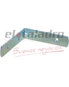 ESQUINERO ANGULO CROMAT. 3x3cm x24un