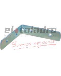 ESQUINERO ANGULO CROMAT. 8x8cm x24un