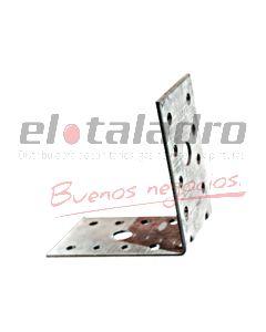 ESQUINERO DOBLE REFORZADO GALVANIZADO 5x5 cm x24un