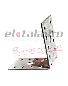 ESQUINERO DOBLE REFORZADO GALVANIZADO 6x6 cm x24un