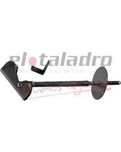 RETEN P/ATORNILLAR C/ARANDELA Y TARUGO 13cm