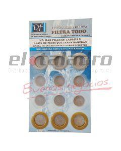 BLISTER FILTROS COMBINADOS BACHA  x12u.