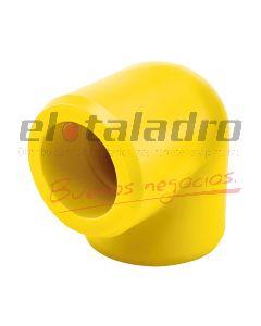 FUSIOGAS CODO 25 mm A 90
