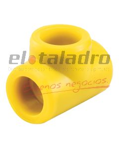 FUSIOGAS TEE 40 mm