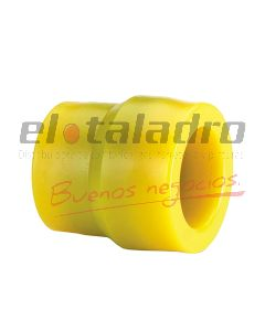FUSIOGAS CUPLA RED 40 x 25 mm