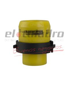 FUSIOGAS BUJE RED 40 x 32 mm