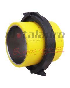 FUSIOGAS NIPLE ENTRE-FUSION 40 mm
