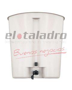 TERMO ELECTRICO INYECTADO APILABLE 25 Lts. -RESISTENCIA ALUMINIO