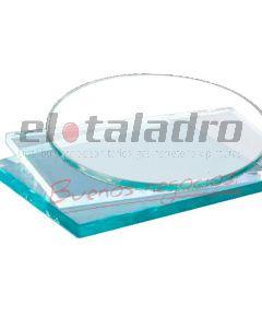 VIDRIO P/CALEFACTOR O.AZUL 3,2x6,4cm