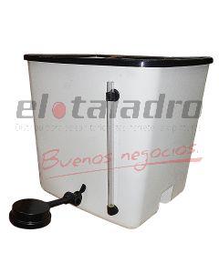 TERMO ELECTRICO 20 Lts PLASTICO ALUMINIO