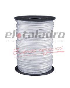 SOGA FORRADA EN PVC 4mm (Rx200Mts)