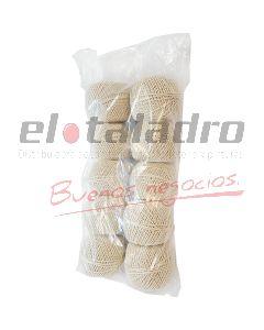 HILO CHORICERO BCO.100grs x 110 MTS (10)