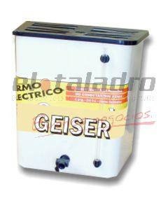 TERMO ELECTRICO 20 Lts PLASTICO -RESISITENCIA BRONCE-