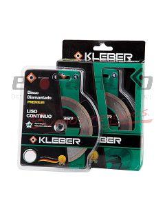 KLEBER DISCO DIAMANTADO LISO 115 mm