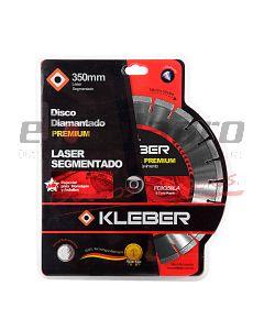 KLEBER DISCO DIAMANTADO LASER 350 mm PAVIMENTO