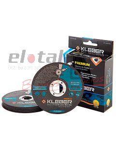 KLEBER DISCO OX/AL PLANO CORTE 115 x 1 mm