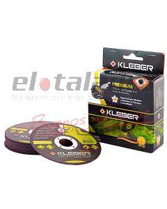 KLEBER DISCO OX/AL PLANO CORTE 115 x 1,6 mm