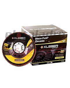 KLEBER DISCO FLAP OX/ZIRC 4,5 GR 80
