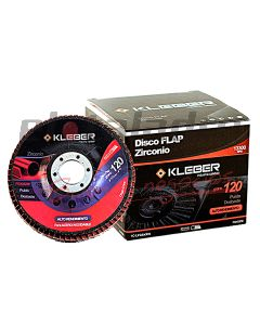 KLEBER DISCO FLAP OX/ZIRC 4,5 GR 120