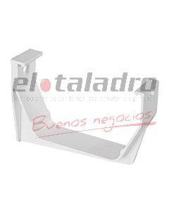RAINGO SOPORTE CANALETA EXTERIOR PVC