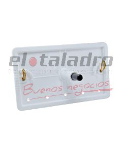 TAPA INTERIOR P/DEPOSITO IDEAL BCA