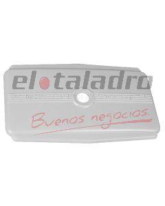 SOBRETAPA P/DEPOSITO IDEAL PLASTICA BLANCA
