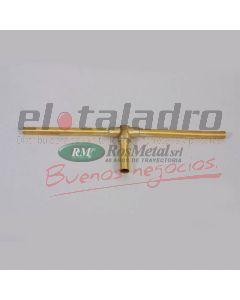 RAMAL LAVATORIO TE 1/2 X 1/2